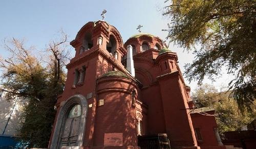 哈尔滨的欧式建筑风格:教堂建筑42
