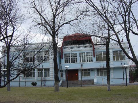 哈尔滨的欧式建筑风格:别墅建筑9