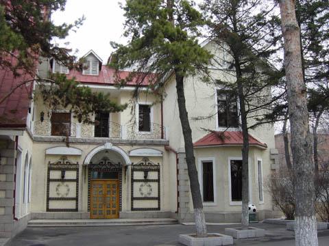 哈尔滨的欧式建筑风格:别墅建筑8