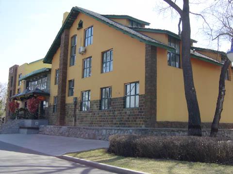 哈尔滨的欧式建筑风格:别墅建筑12