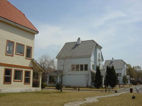 哈尔滨的欧式建筑风格:别墅建筑15
