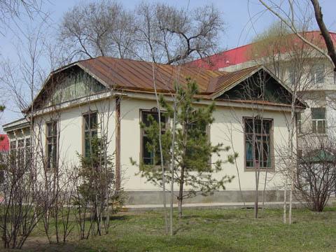 哈尔滨的欧式建筑风格:别墅建筑10