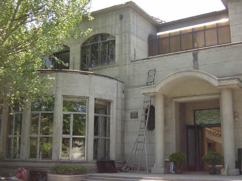 哈尔滨的欧式建筑风格:别墅建筑26