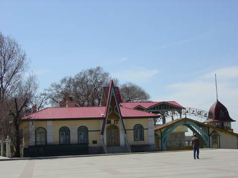 哈尔滨的欧式建筑风格:别墅建筑23