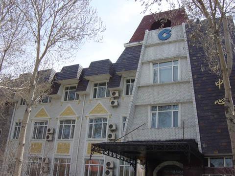 哈尔滨的欧式建筑风格:别墅建筑20