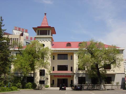 哈尔滨的欧式建筑风格:别墅建筑25
