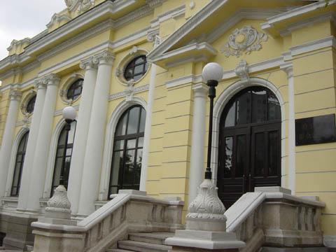 哈尔滨的欧式建筑风格:别墅建筑28