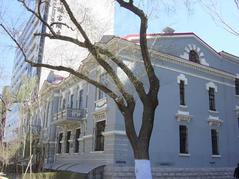 哈尔滨的欧式建筑风格:特殊意义建筑2