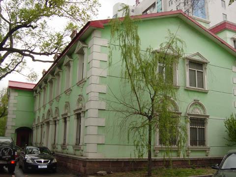 哈尔滨的欧式建筑风格:特殊意义建筑3