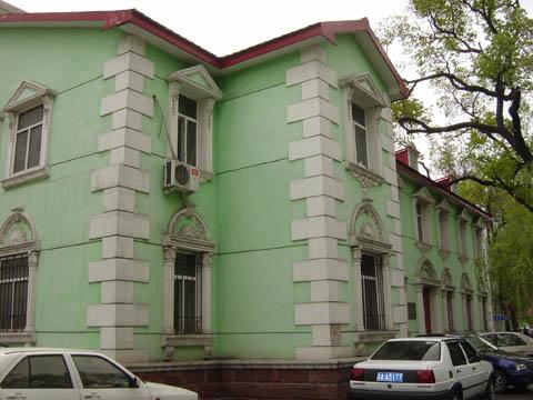 哈尔滨的欧式建筑风格:特殊意义建筑6