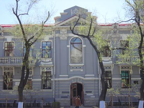 哈尔滨的欧式建筑风格:特殊意义建筑5