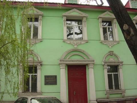 哈尔滨的欧式建筑风格:特殊意义建筑7