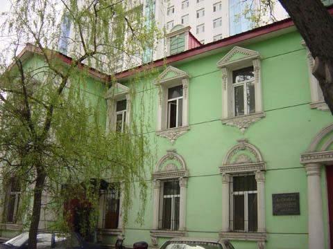 哈尔滨的欧式建筑风格:特殊意义建筑8
