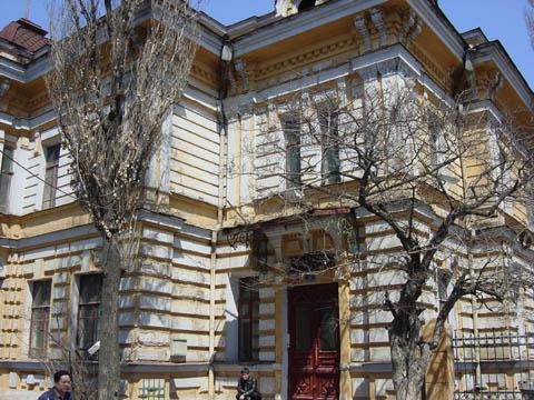 哈尔滨的欧式建筑风格:特殊意义建筑10
