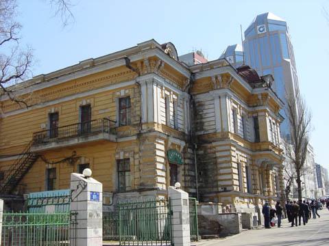 哈尔滨的欧式建筑风格:特殊意义建筑9