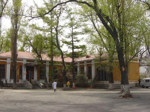 哈尔滨的欧式建筑风格:特殊意义建筑24