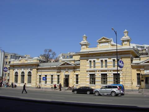哈尔滨的欧式建筑风格:特殊意义建筑31