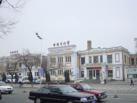 哈尔滨的欧式建筑风格:特殊意义建筑28