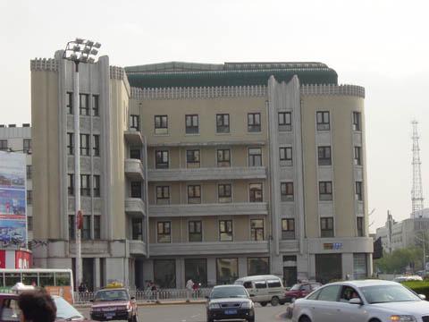 哈尔滨的欧式建筑风格:特殊意义建筑35