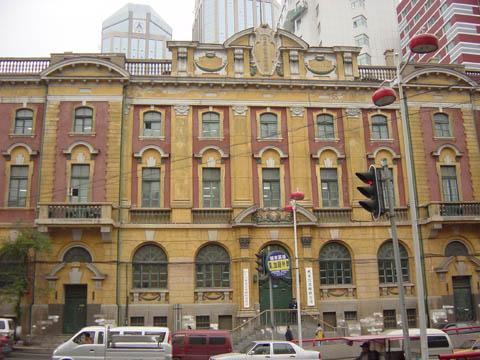 哈尔滨的欧式建筑风格:特殊意义建筑37