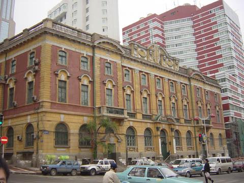 哈尔滨的欧式建筑风格:特殊意义建筑36