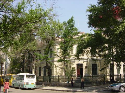 哈尔滨的欧式建筑风格:特殊意义建筑44