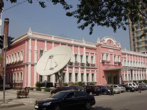 哈尔滨的欧式建筑风格:特殊意义建筑48