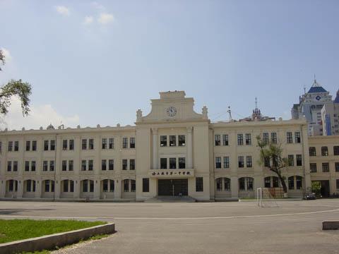 哈尔滨的欧式建筑风格:特殊意义建筑46