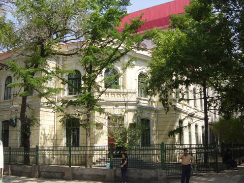 哈尔滨的欧式建筑风格:特殊意义建筑45