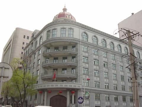 哈尔滨的欧式建筑风格:特殊意义建筑54