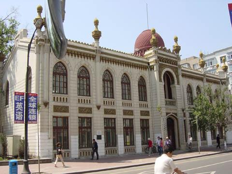 哈尔滨的欧式建筑风格:特殊意义建筑49
