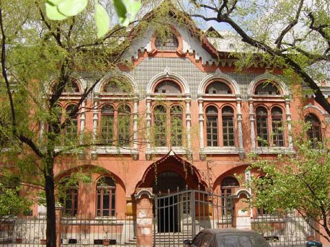 哈尔滨的欧式建筑风格:特殊意义建筑59