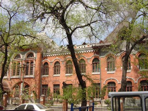 哈尔滨的欧式建筑风格:特殊意义建筑58