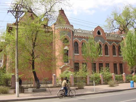 哈尔滨的欧式建筑风格:特殊意义建筑57