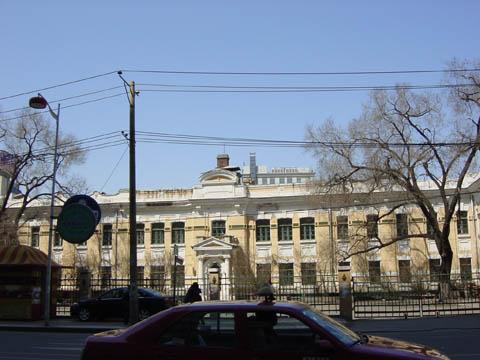 哈尔滨的欧式建筑风格:特殊意义建筑63