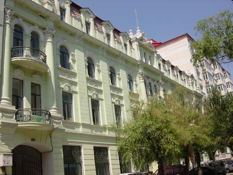 哈尔滨的欧式建筑风格:特殊意义建筑60