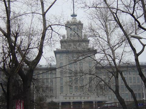哈尔滨的欧式建筑风格:特殊意义建筑67