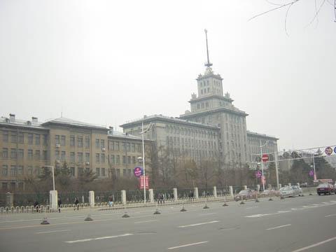 哈尔滨的欧式建筑风格:特殊意义建筑66