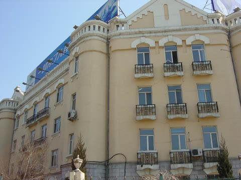 哈尔滨的欧式建筑风格:保护建筑18
