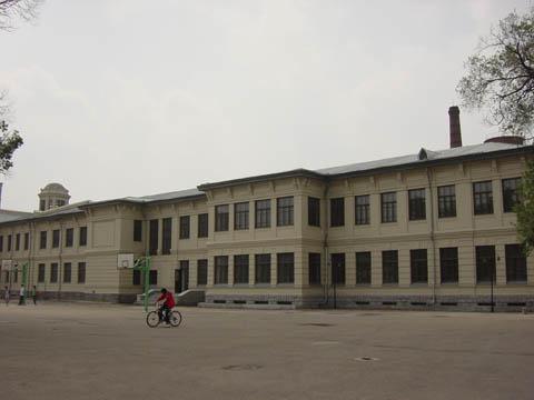 哈尔滨的欧式建筑风格:保护建筑13