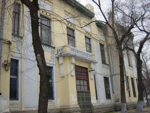哈尔滨的欧式建筑风格:保护建筑16