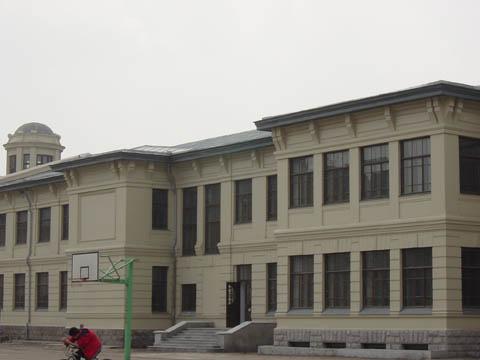哈尔滨的欧式建筑风格:保护建筑15