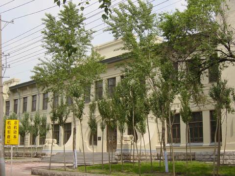 哈尔滨的欧式建筑风格:保护建筑12