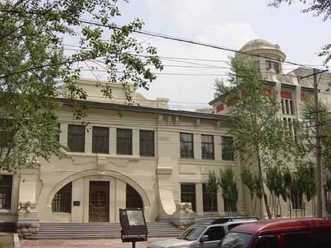 哈尔滨的欧式建筑风格:保护建筑11