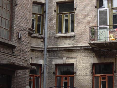 哈尔滨的欧式建筑风格:保护建筑25