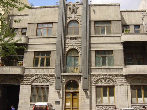 哈尔滨的欧式建筑风格:保护建筑24
