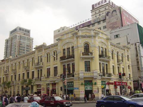 哈尔滨的欧式建筑风格:保护建筑33