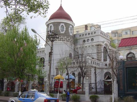 哈尔滨的欧式建筑风格:保护建筑41