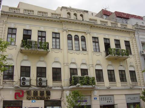 哈尔滨的欧式建筑风格:保护建筑44