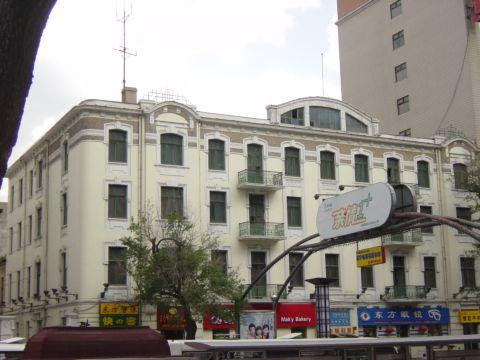 哈尔滨的欧式建筑风格:保护建筑6